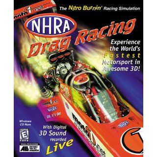 NHRA Drag Racing 2 Limited Edition (PC CD Jewel Case): Video Games