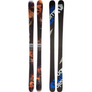 Salomon Suspect Skis 2013   161: Sports & Outdoors