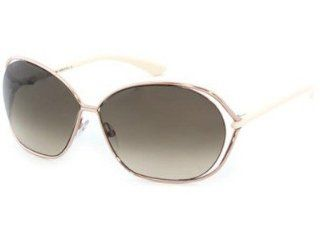 TOM FORD CARLA TF157 FT157 SUNGLASSES 28P ROSE GOLD: Everything Else