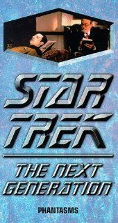 Star Trek   The Next Generation, Episode 158: Phantasms [VHS]: LeVar Burton, Gates McFadden, Gabrielle Beaumont, Robert Becker, Cliff Bole, Timothy Bond, David Carson, Chip Chalmers, Richard Compton, Robert Iscove, Winrich Kolbe, Peter Lauritson, Robert Le