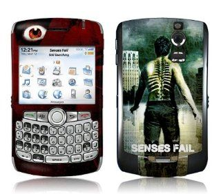 Zing Revolution MS SENF40006 BlackBerry Curve  8300 8310 8320  Senses Fail  Still Searching Skin: Electronics