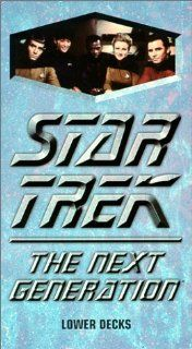 Star Trek   The Next Generation, Episode 167: Lower Decks [VHS]: LeVar Burton, Gates McFadden, Gabrielle Beaumont, Robert Becker, Cliff Bole, Timothy Bond, David Carson, Chip Chalmers, Richard Compton, Robert Iscove, Winrich Kolbe, Peter Lauritson, Robert