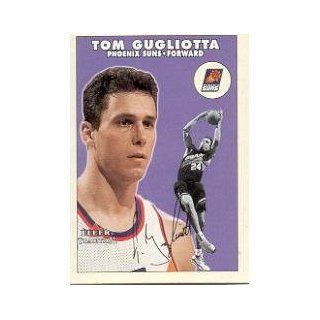 2000 01 Fleer #169 Tom Gugliotta: Sports Collectibles