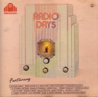 Radio Days [Conifer Records Happy Days Series CDHD 163] Music