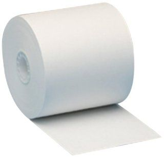 Nashua/RX Technologies Thermal Cash Register Paper, 3.25 Inch x 3.0 Inch x 165 Feet, Box of 50 Rolls (1050) : Calculator And Cash Register Paper : Office Products