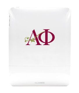 Case Pack Alpha Phi iPad 1Dockable Case (Qty 12): Computers & Accessories