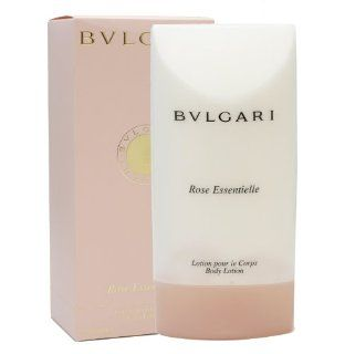 Rose Essentielle By Bvlgari Body Lotion, 6.8 Ounce: Beauty