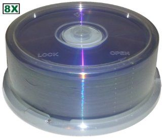 Matrix (by Optodisc) 9.4 GB 8X Double Sided DVD R's 100 Pak in Cakebox (4 x 25 Pak): Electronics
