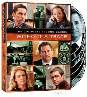 Without a Trace: Season 2: Anthony LaPaglia, Poppy Montgomery, Marianne Jean Baptiste, Enrique Murciano, Eric Close: Movies & TV