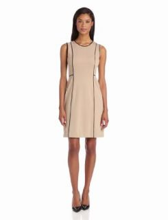 Jones New York Women's Contrast Piping Sheath Dress at  Women�s Clothing store
