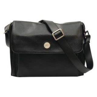 Jill e Leather 10 in. Tablet Messenger Bag   Messenger Bags