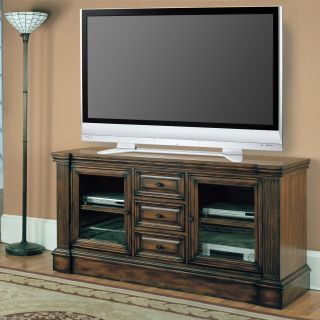 Parker House Genoa 65 Inch TV Stand with Power Center   TV Stands