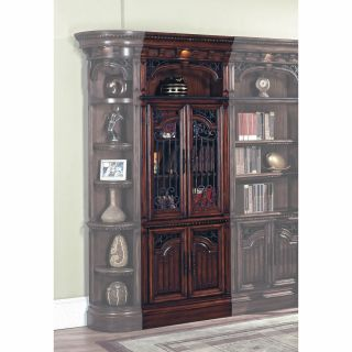 Parker House Barcelona 32 inch Glass Door Cabinet