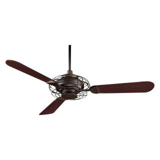 Minka Aire F601 ORB Acero 52 in. Indoor Ceiling Fan   oil rubbed bronze   Ceiling Fans