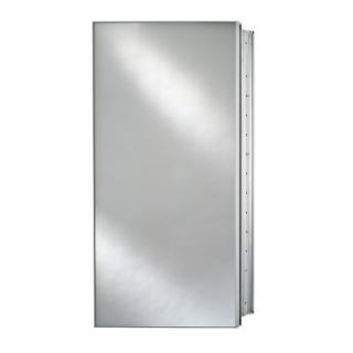 Afina Broadway Surface Mount Single Door Medicine Cabinet   15W x 4D x 19H in.   Medicine Cabinets