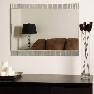 Sam Frameless Wall Mirror   23.6W x 31.5H in.   Wall Mirrors