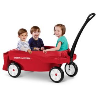 Radio Flyer Triple Play Wagon   Kids Wagons