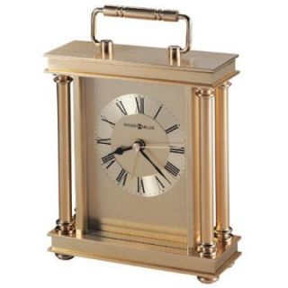 Howard Miller Audra Desktop Clock   Alarm Clocks