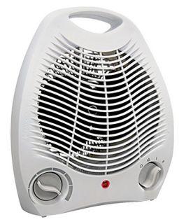 Comfort Zone CZ40 Portable Fan Space Heater   Portable Heaters