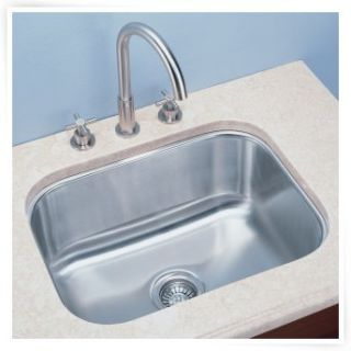 Delta Pilar 4380 DST Single Handle Kitchen Faucet with Side Spray and Soap Dispenser   Kitchen Faucets