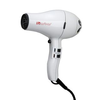 BARBAR Italy 4800 Ionic Blow Dryer   White   Hair Styling Tools