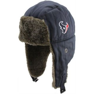 '47 Brand Houston Texans Stevenson Trooper Hat   Navy Blue