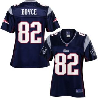 Pro Line Womens New England Patriots Josh Boyce Team Color Jersey
