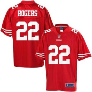 Pro Line Youth San Francisco 49ers Carlos Rogers Team Color Jersey