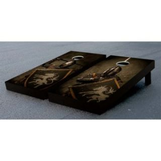 Victory Tailgate Medieval Knights Tournament Cornhole Set   Cornhole