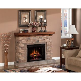 Classic Flame Grand Canyon Electric Fireplace   Electric Fireplaces