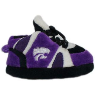 Comfy Feet NCAA Baby Slippers   Kansas State Wildcats   Kids Slippers