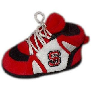 Comfy Feet NCAA Baby Slippers   North Carolina State Wolfpack   Kids Slippers