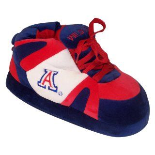 Comfy Feet NCAA Sneaker Boot Slippers   Alabama Crimson Tide   Mens Slippers