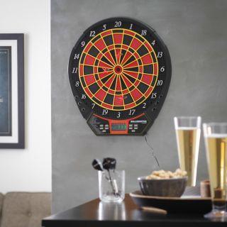 Bullshooter by Arachnid Voyager Electronic Dart Board   Electronic Dart Boards