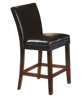 Steve Silver Serena 30 in. Parsons Bar Stools   Set of 2   Bar Stools