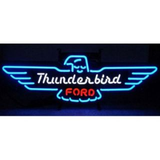 Ford Thunderbird Neon Sign   Neon Signs