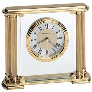 Howard Miller Athens Desktop Clock   Desktop Clocks