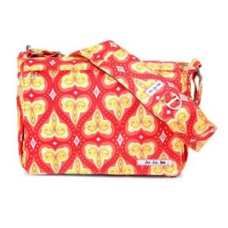 Ju Ju Be Be All Diaper Bag   Coral Kiss   Designer Diaper Bags
