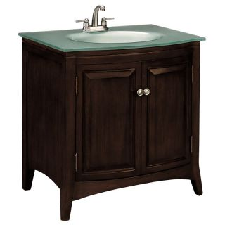 Antique Bathroom Vanity Single Sink Victorian Vanity LUX H