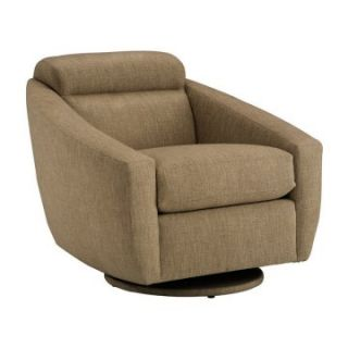 Lazar Bolo Swivel Chair   Accent Chairs