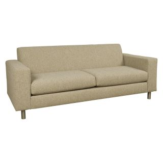Lazar Ross Full Sized Sleeper with Metal Legs   Sofas
