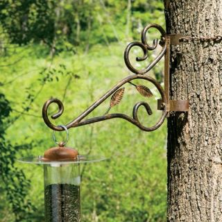 Deer Park Ironworks Tree Hanger   Bird Feeders