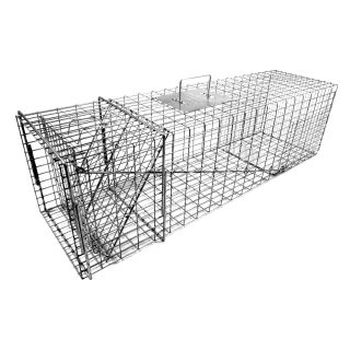 Tomahawk Original Series Rigid Trap for Large Raccoons and Woodchucks   Wildlife & Rodent Control