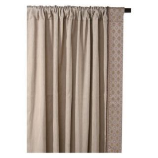 Jennifer Taylor Biltmore Curtain Panel Pair   Curtains