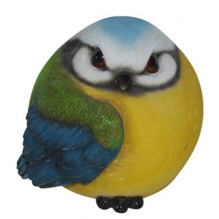 Buddy Bird Cast Resin Garden Statue   Garden Statues