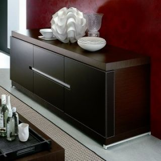 City Wenge Buffet   Dining Accent Furniture