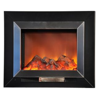Yosemite Home Decor Aries Wall Hung Electric Fireplace   Electric Fireplaces