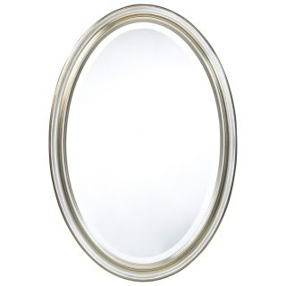 Cooper Classics Blake Oval Mirror   21.5W x 31.5H in.   Wall Mirrors
