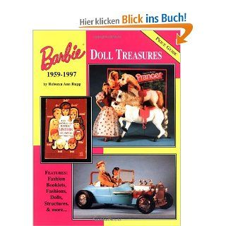Barbie Doll Treasures: Price Guide: Rebecca Ann Rupp: Englische Bücher