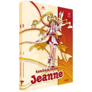 Kamikaze Kaitou Jeanne, Vol. 1, Episoden 1 11 2 DVDs: Shigeru Chiba, Arina Tanemura, Susumu Chiba, Houko Kuwashima, Naoko Matsui, Hiromi Tsuru: DVD & Blu ray